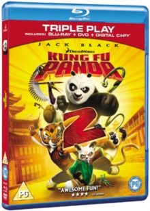 Kung Fu Panda 2, Blu-ray  BluRay
