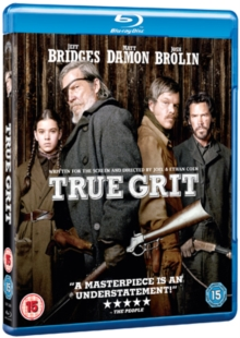 True Grit, Blu-ray  BluRay
