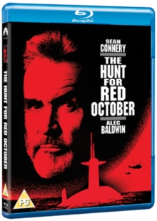 The Hunt for Red October, Blu-ray BluRay