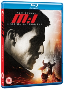 Mission Impossible, Blu-ray  BluRay