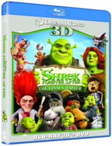 Shrek: Forever After - The Final Chapter, Blu-ray  BluRay