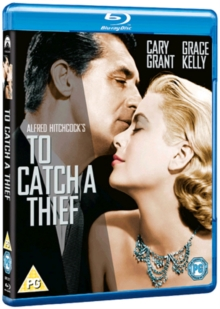 To Catch a Thief, Blu-ray  BluRay