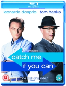 Catch Me If You Can, Blu-ray  BluRay