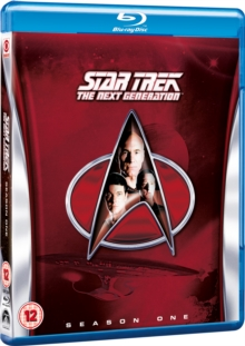 Star Trek the Next Generation: The Complete Season 1, Blu-ray  BluRay