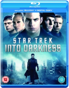 Star Trek Into Darkness, Blu-ray  BluRay
