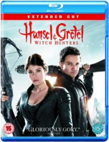 Hansel and Gretel: Witch Hunters - Extended Cut, Blu-ray  BluRay