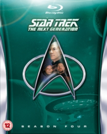 Star Trek the Next Generation: The Complete Season 4, Blu-ray  BluRay