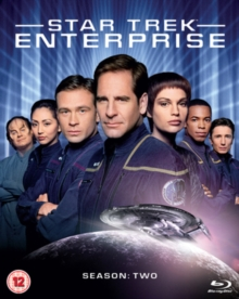Star Trek - Enterprise: Season 2, Blu-ray  BluRay