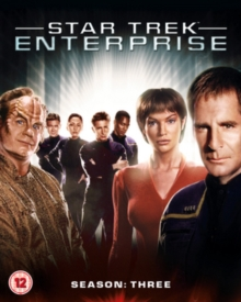 Star Trek - Enterprise: Season 3, Blu-ray  BluRay
