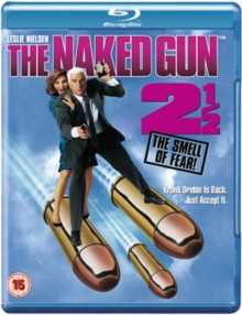 The Naked Gun 2 1/2 - The Smell of Fear, Blu-ray BluRay