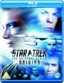 Star Trek the Original Series: Origins, Blu-ray  BluRay