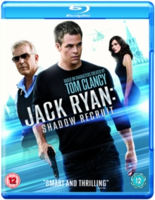 Jack Ryan: Shadow Recruit, Blu-ray  BluRay