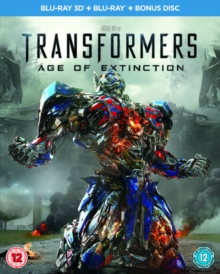 Transformers: Age of Extinction, Blu-ray  BluRay