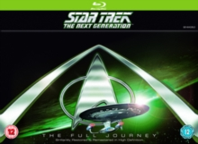 Star Trek the Next Generation: Complete, Blu-ray  BluRay
