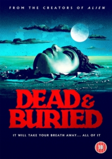 Dead and Buried, DVD  DVD