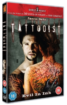 The Tattooist, DVD DVD