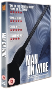 Man On Wire, DVD  DVD