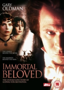 Immortal Beloved, DVD  DVD