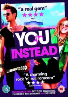 You Instead, DVD  DVD