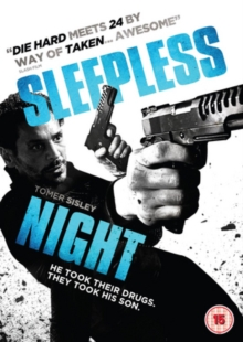 Sleepless Night, DVD  DVD
