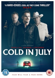 Cold in July, DVD  DVD