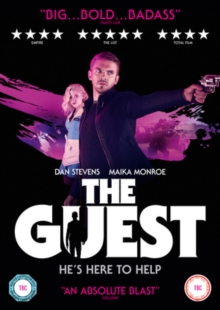 The Guest, DVD DVD