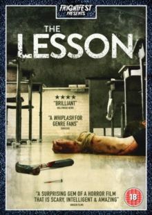 The Lesson, DVD DVD