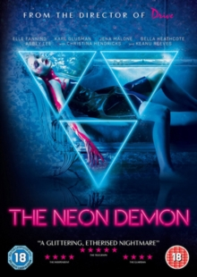 The Neon Demon, DVD DVD