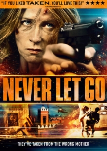 Never Let Go, DVD DVD
