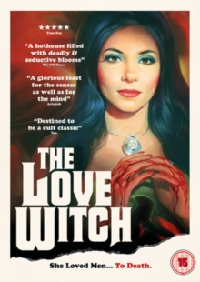 The Love Witch, DVD DVD