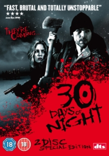 30 Days of Night, DVD  DVD