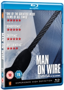 Man On Wire, Blu-ray  BluRay
