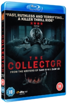 The Collector, Blu-ray BluRay