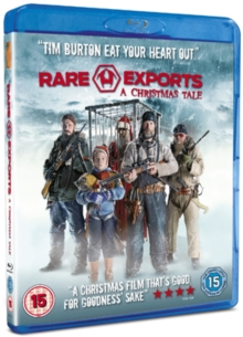 Rare Exports - A Christmas Tale, Blu-ray  BluRay