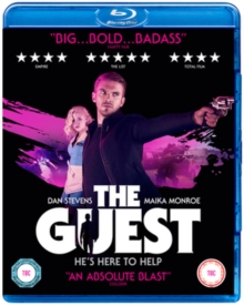 The Guest, Blu-ray BluRay