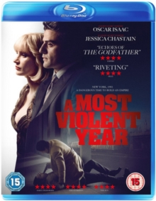 A   Most Violent Year, Blu-ray BluRay