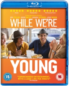 While We're Young, Blu-ray  BluRay