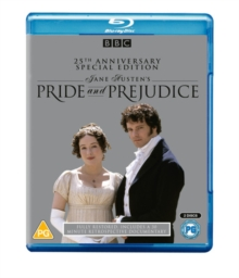 Pride and Prejudice, Blu-ray  BluRay