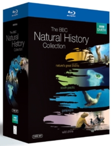 The BBC Natural History Collection, Blu-ray BluRay
