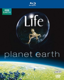 David Attenborough: Planet Earth/Life, Blu-ray  BluRay