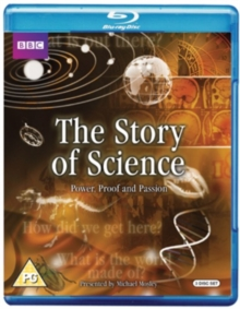 The Story of Science, Blu-ray BluRay