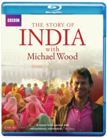 The Story of India With Michael Wood, Blu-ray BluRay
