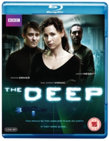 The Deep, Blu-ray BluRay