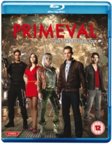 Primeval: The Complete Series 4, Blu-ray  BluRay