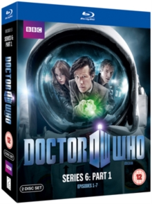 Doctor Who - The New Series: 6 - Part 1, Blu-ray  BluRay