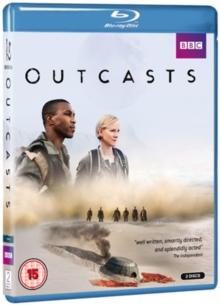 Outcasts, Blu-ray  BluRay