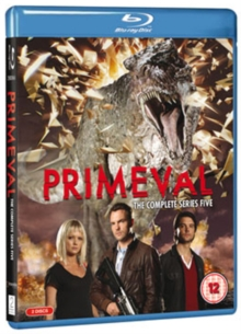 Primeval: The Complete Series 5, Blu-ray  BluRay