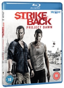 Strike Back: Project Dawn, Blu-ray  BluRay