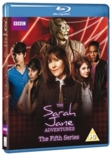 The Sarah Jane Adventures: The Complete Fifth Series, Blu-ray BluRay