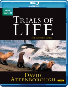 David Attenborough: Trials of Life - The Complete Series, Blu-ray  BluRay